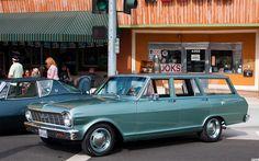 1965 Chevrolet Chevy II Nova Station Wagon