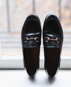 Les mocassins à mors Gucci, la chaussure ultime ? (instagram The Fashion Guitar)