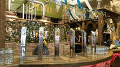 Interior Beer House Tallinn  (Estônia )