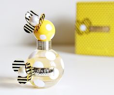 Marc Jacobs Honey Sweet. Sassy. Energized.