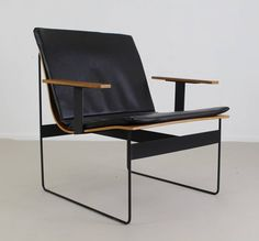 Plywood 1950s Lounge Chair For Rego Germany