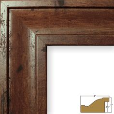 Craig Frames 20x30 Picture Frame, Smooth Wrap Finish, 2-Inch Wide, Wood Composite, Black (21834700BK): Amazon.ca: Home & Kitchen