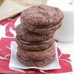 Chocolate Coma Cookies   A chocolate lover's dream cookie!