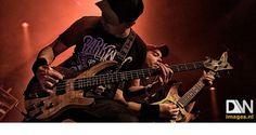 Present Danger en Volbeat Tribute in Bibelot Dordrecht tijdens de Keep on rockin' in a free world avond.