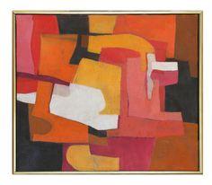 "Saatchi Online Artist Sally Schaedler; Painting, ""Teatro"" #art"