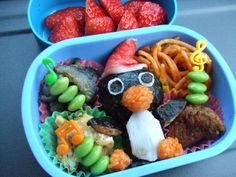 Japanese Bento Box Lunches