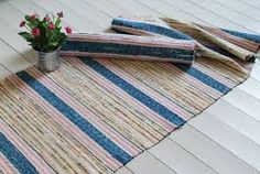 Image result for swedish rag rugs