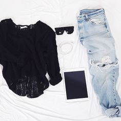 Our casual Saturday outfit | with Sweater 7139 on sale now for $52.80! #shopnoul #ootd