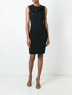Dsquared2 Figurnahes Kleid mit Verzierung