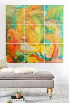 Rosie Brown White Lightening Framed Wall Mural Wall murals Brown