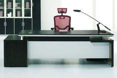 modern round office desk,maneger desk,clerk desk,boss desk,CEO ...