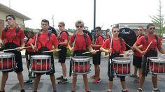 Goshen Percussion 2015 Fair Parade
