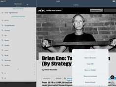 ♥✤♥ #Pincase, A Pretty Sociable #iOS 7 #Pinboard App ♥✤♥ @pincaseapp @Cult of Mac @Greg Hartnett Pincase is great Pinboard client for iOS. It's $2, It works on #iPhone #iPod & #iPad and gives you power to manage your bookmarks, to Share on #Facebook #Twitter #Pocket #Instapaper Readability Hatena. Pincase can also work like a news reader. #OMG #Goodies #Stuff #Funny #Fun #amazing #internet #web #social #media #socialmedia #network #Tech #techno