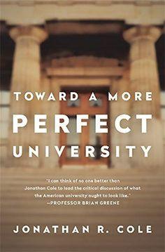 Toward a More Perfect University