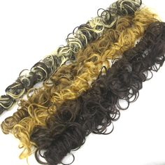 Cheap headwear, Buy Quality headwear hair accessories directly from China headwear accessories Suppliers: Soowee 5pcs/lot Synthetic Hair Bun Curly Hair Headband Donut Hairband Scrunchie UPDO Hair Accessories Chignon Elastic Headwear