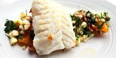 Torsk med dill og squash - Perfekt torsk - ja, her er oppskriften.