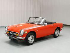 1969 Honda S 800 convertible Classic Japanese Cars, Classic Cars, Vintage Cars, Antique Cars, Convertible, Soichiro Honda, Automobile, Honda Cars, Honda Motorcycles