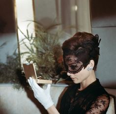 How To Steal A Million, 1966..with amazing Givenchy Couture costume design.