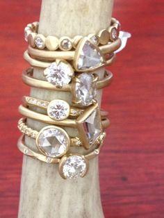 Rebecca Overmann rings