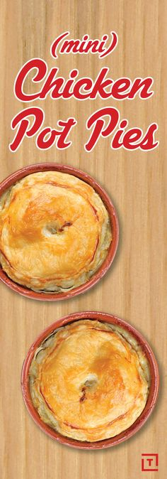 We love a good throwback dish, and chicken pot pie is no exception. But if you're cooking for one or practicing the art of self-deception in the name of weight loss, killing an entire pie by yourself might be a tad, well, excessive (not that we'd ever judge!). Consider the following recipe by Twisted, which stuffs all the delicious flavors of a classic pot pie into a smaller, more sensible package.