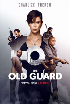 The Old Guard (2020) A covert team of immortal mercenaries are suddenly exposed and must now fight to keep their identity a secret just as an unexpected new member is discovered. 2020 Movies, Hd Movies, Movies Online, Movies Free, Indie Movies, Comedy Movies, Luke Kleintank, Film D'action, Film Serie