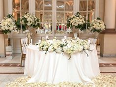 #atelierdual #bucharestflorist #floral #design #floraldesign Atelier Design, Bride Groom Table, Design Floral, Table Decorations, Furniture, Home Decor, Product Design, Decoration Home, Room Decor
