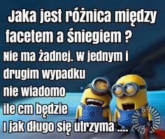 Dzień dobry. - neversaynever34 Funny Minion Memes, Minions Quotes, Weekend Humor, Good Sentences, Just Smile, Love Photos, Life Lessons, Haha, Funny Pictures