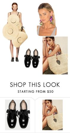 """Untitled #15"" by corina-stanculet ❤ liked on Polyvore featuring Witchery and Mercedes Salazar"
