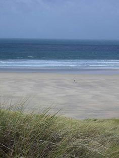Hayle Towans Beach - Cornwall Guide Photos