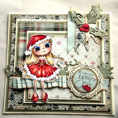 Whimsy Inspirations Blog: All I want for Christmas!
