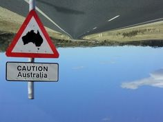 Our Wonderful Land Down Under. | 47 Signs You'll Only See In Australia