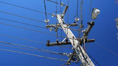 Electricity pole enjured two people in calabar state as a result of building the high tension for light generators in calabar. One was d...
