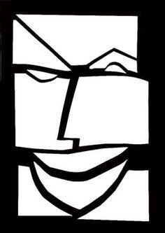 Kunstunterricht in der Grundschule - Grundschulkunst - Spaltschnitt Masken - Karneval Best Picture For Art Education space For Your Taste You are looking for something, and it is going to tell you exa Primary School Art, Middle School Art, Art School, Elementary Schools, Art Education Lessons, Art Lessons, Positive Kunst, Call Art, Teaching Art