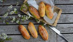 Saftige brioche pølsebrød – Opplysningskontoret for brød og korn