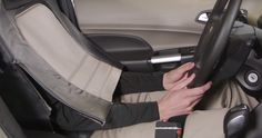 Ford Measures People's Responsiveness By Hiding Their Drives!
