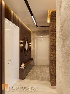 Фото: Коридор - Квартира в современном стиле, ЖК «Сергиев Пассаж», 110 кв.м.