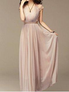 A beautiful boho option for bridesmaid dresses   RoseGal.com