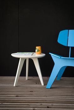 satellite end round 18 | Loll Designs | Modern Recycled Outdoor Furniture