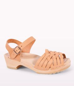clogs madrid nude (affordable clogs)