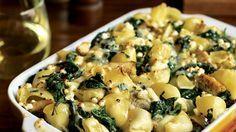 Lumaconi à la Florentine Florentines Recipe, Mushroom Tacos, Vegan Recipes, Cooking Recipes, Mediterranean Chicken, New Cooking, Food For Thought, Pasta Salad, Recipes