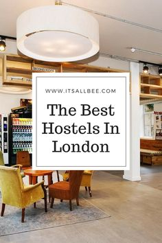 Find out about the top 10 hostels in London. Cheap place to stay, great location, comfort and meeting new people, there are plenty to choose from.