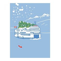 BC FERRY CHRISTMAS