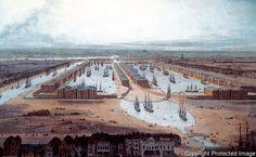 Image result for west india docks