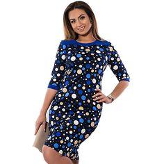 Buy COCOEPPS 2017 New Floral Print Women Dresses Elegant 5XL 6XL Summer Dress  Large Plus Big e6692808975b