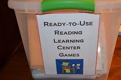 Literacy & Math Ideas: Stress-Free Common Core Organization Tips