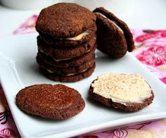 Tiramisu Cookies (Low Carb and Gluten Free) | All Day I Dream About Food