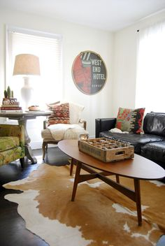 House Tour: A Mid-Century Meets Western Bungalow | Apartment Therapy