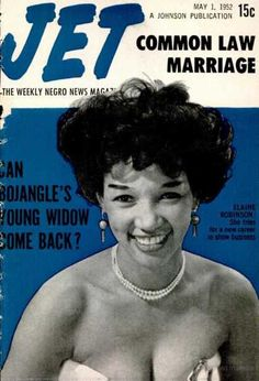 Jet Magazine Covers - May 1, 1952