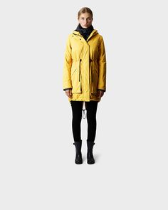 Women's Original Insulated Parka | Official Hunter Boots Site