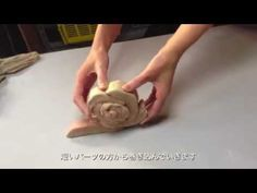 WOW!! Short, sweet video. The possibilities of clay continue to amaze me, after 35 years!